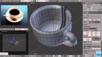 3D моделирование дизайнерских и технических изделий