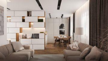 У каждого человека свои вкусы и предпочтения в дизайне квартиры